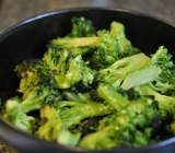 Lemon and Garlic Broccoli