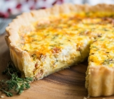 Tried and True Quiche
