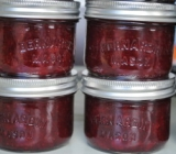 Strawberry Rhubarb Ever After Jam