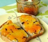 Peach Jam with Honey & Earl Grey Tea