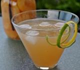 Honey Vanilla Peach Margarita