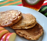 Apple Spice Pancakes
