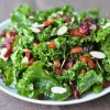 Kale Salad with Pancetta & Balsamic Vinaigrette