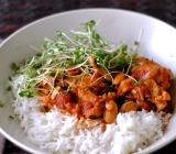 Chicken Cacciatore aka Pantry Cooking