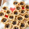 Maple Whisky Butter Tarts with a Gluten Free Crust