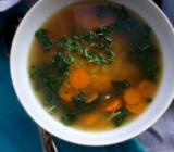 Turkey Stock to Waste Not, Want Not