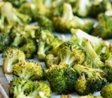 Roasted Broccoli with Brown Butter and Soy Sauce