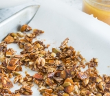 Seeds and Almond Savoury Praline