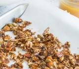 Seeds and Almond Savoury Praline
