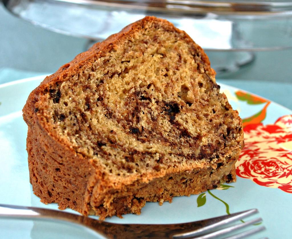 Strawberry-Sour Cream Coffee Cake Recipe — Dishmaps