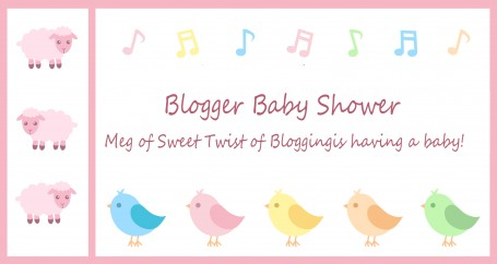 blogger baby shower