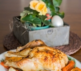 Roasted Lemon and Rosemary Chicken