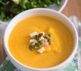Butternut Squash & Celeriac Soup