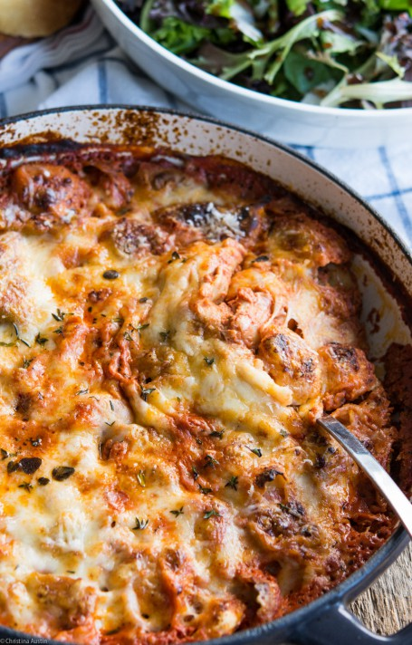 Baked Cheese Cappelletti